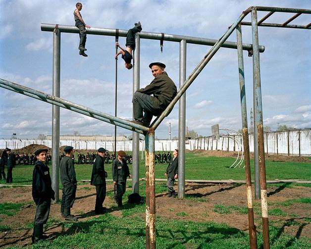 Сибирская тюрьма