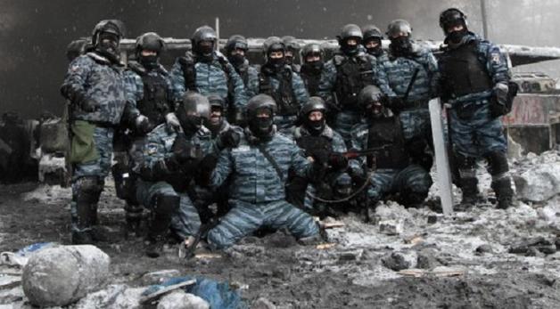 Десять беркутовцев, которые залили кровью Майдан, получили гражданство России. Подробности