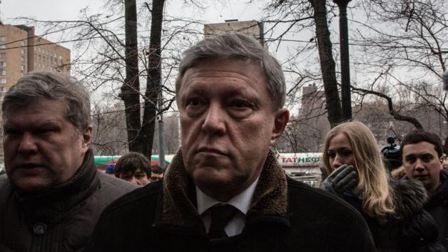 Кандидат в президенты России признал Крым украинской территорией