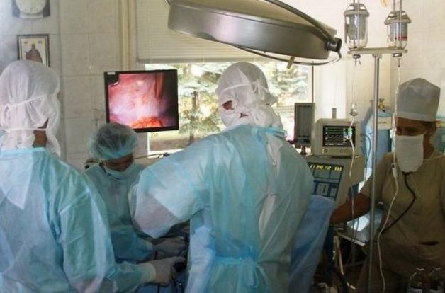 В харьковском госпитале умер боец с химическими ожогами внутренних органов
