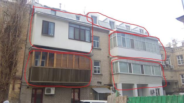 «Киевэнерго» показало дом, жители которого получили платежки на 8000 грн