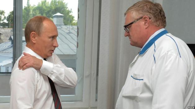 Reuters: Путин строит VIP-больницу для себя и ближайших соратников