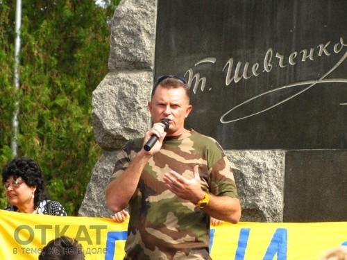 Одесская самооборона Дениса Плаксиенко причастна к криминалу?