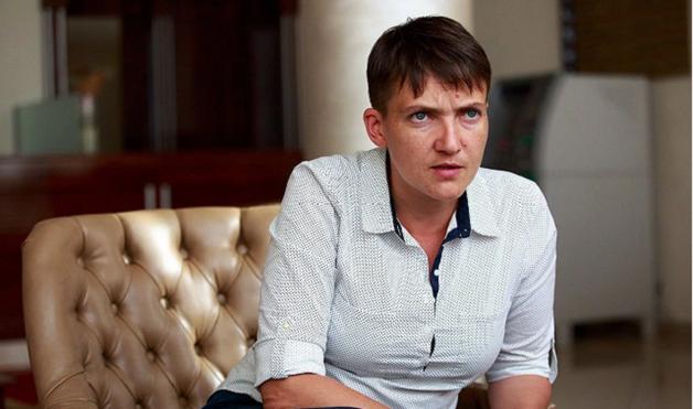 Савченко никогда не сидела в российской тюрьме: Лозовый разоблачил спектакль Кремля