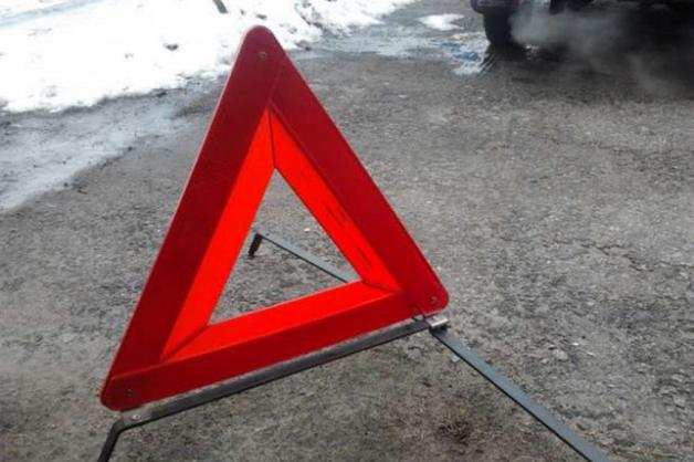 Виновники пьяного ДТП в Киеве пытались скрыться, угрожая людям автоматом. ФОТОрепортаж