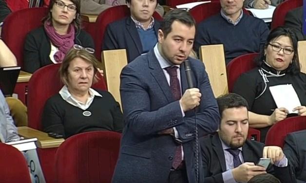 Уволен азербайджанский журналист, задавший Лаврову смелый вопрос про Карабах