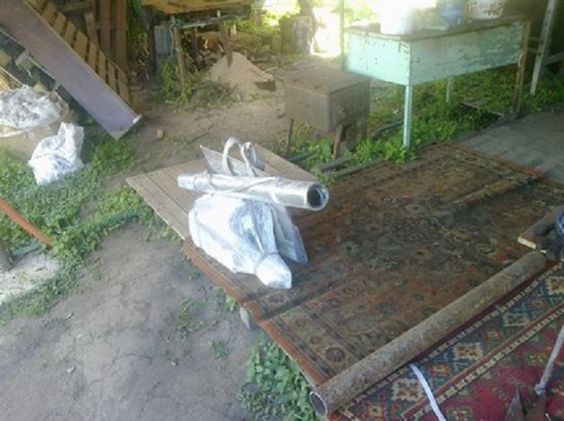 Як група Кінаха – Чубака «оборонку» Тернополя знищує