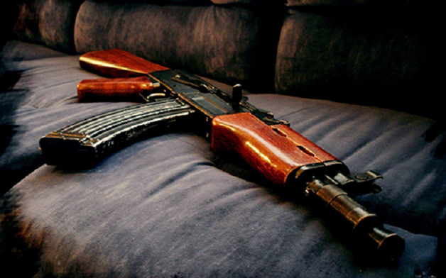 На Донбассе военный устроил стрельбу в квартире