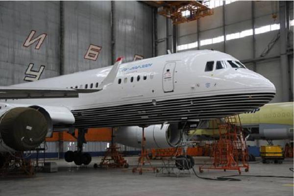 МВД готовится со второй попытки купить самолет за 1,7 миллиарда рублей