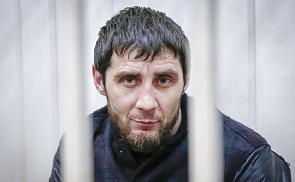 Обвиняемого в убийстве Немцова приговорили к 20 годам колонии