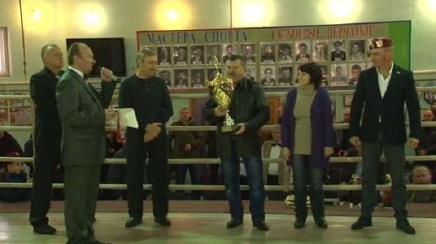 Из полиции уволят участвовавших в турнире «Слава Беркуту» спецназовцев