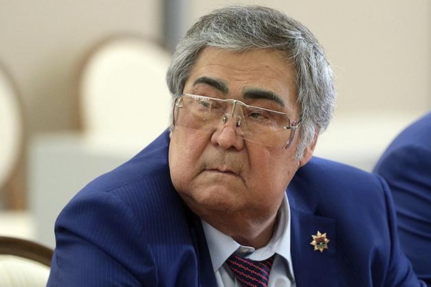 Губернатор Кузбасса Тулеев продлил себе отпуск в связи с лечением