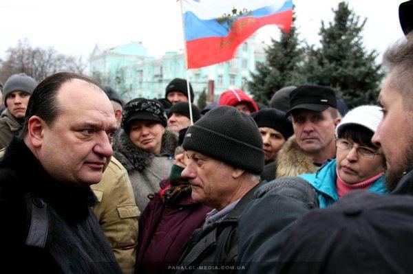 Создатель банд «ополчения» Струк возвращается в украинскую политику