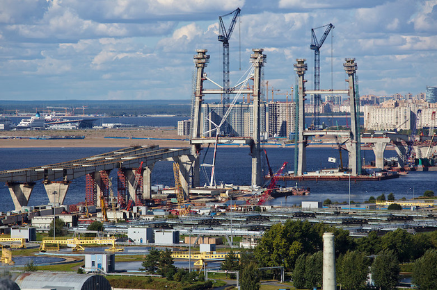 ФСБ Петербурга увидела умышленное неисполнение договора на 370 млн при строительстве ЗСД