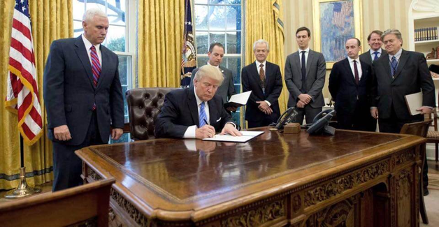 Трамп намерен в два раза сократить налоги
