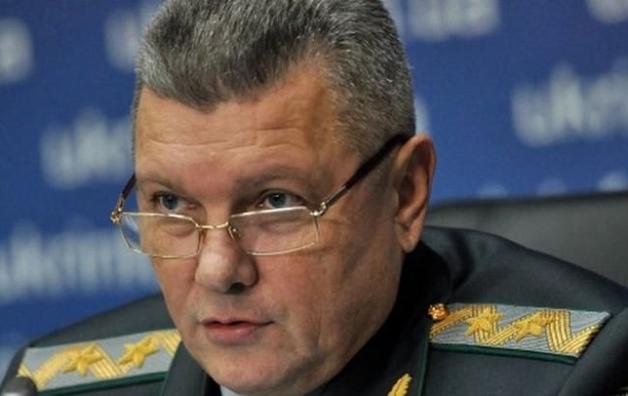Во время брифинга Порошенко и Лукашенко глава Госпогранслужбы Назаренко потерял сознание