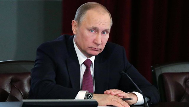 Путин рассекретил свой псевдоним