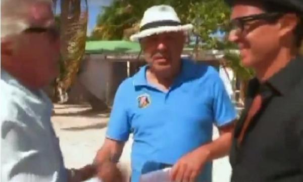 Рабинович на острове Сен-Мартен торгуется за землю стоимостью в 12 миллионов долларов