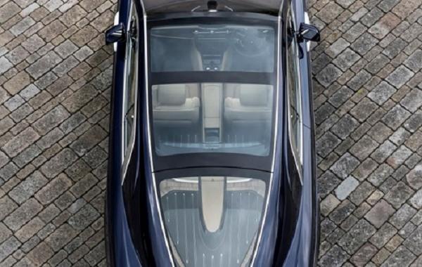 Rolls-Royce Sweptail: самый дорогой автомобиль в мире