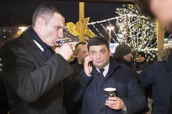 Торік мер Києва провів у відпустках 55 днів, прем'єр -10, а Президент – жодного