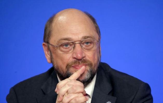 Шульц поборется с Меркель за кресло канцлера Германии