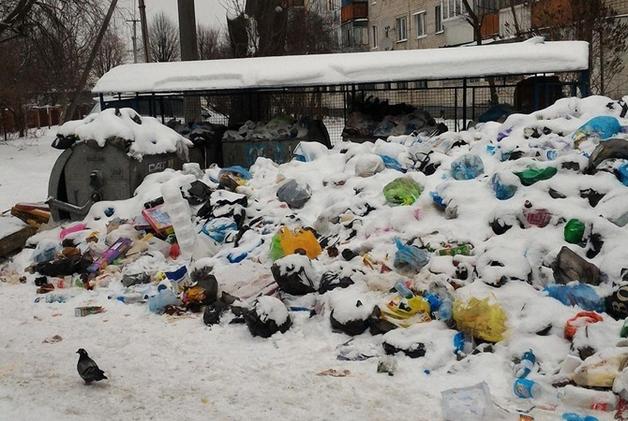 Почему в других городах не хотят принимать мусор из Львова