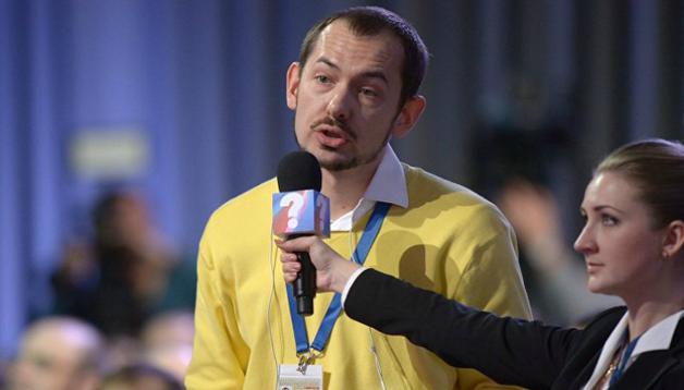 Цимбалюк расказал об интеллектуальном и моральном уровне борцов из «укрофашизмом» в Москве