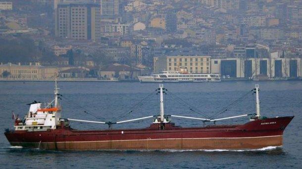 В Испании задержали судно с тоннами гашиша на борту и украинским экипажем