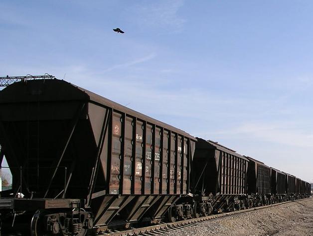 В Одесской области зерновозы перекрыли главные пути: задерживаются десять поездов с пассажирами