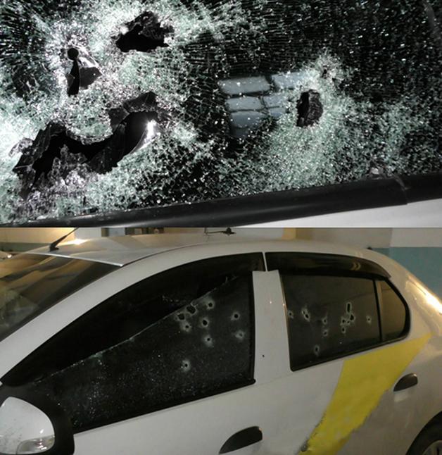 В Днепре грабители расстреляли бизнесмена