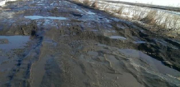С таким ремонтом и бомбежки не нужны: украинцы ужасаются состоянием трассы Кривой Рог-Николаев