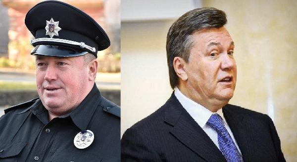 Генерал полиции Будник нашел «нычку» Януковича?