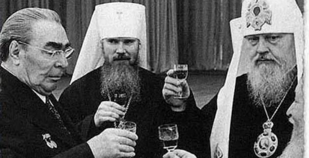 Церковь и КГБ. С чего все начиналось