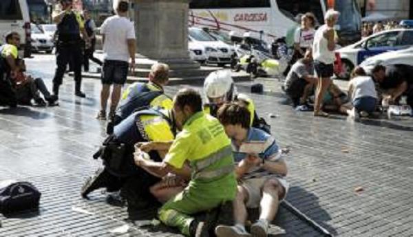 Полиция Барселоны идентифицировала личность террориста