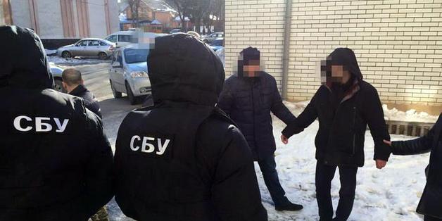 На Херсонщине за взятку задержали начальника отдела полиции