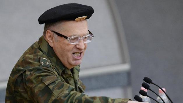ГПУ готовится обвинить Жириновского в финансировании терроризма