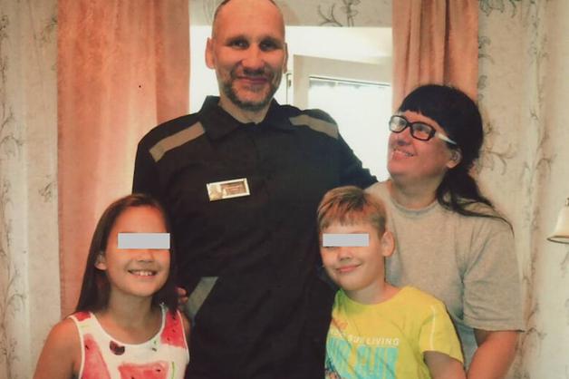 Литовский киллер Замольскис женится в тюрьме Екатеринбурга