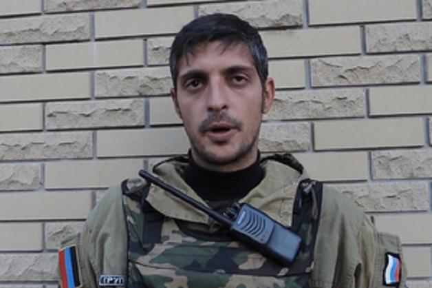 Террорист Гиви устроил вооруженные разборки в Донецке и бежал под Мариуполь — волонтеры
