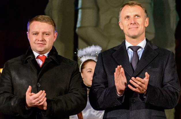 Главы РГА Киевщины заподозрили губернатора Горгана и нардепа Москаленко в коррупции