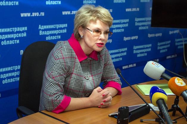 Владимирский вице-губернатор избежала домашнего ареста