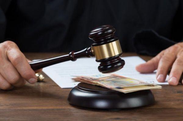 В Полтаве задержали судью по подозрению во взяточничестве