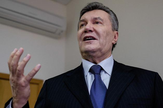 Янукович прячется на бывшей даче маршала Буденного