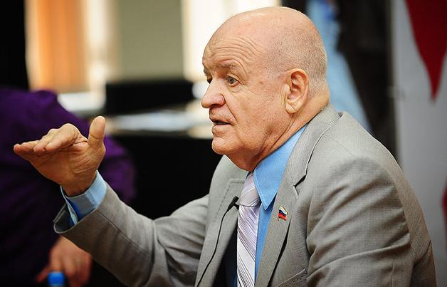 Умер экс-мэр Владивостока и бывший депутат Госдумы Виктор Черепков