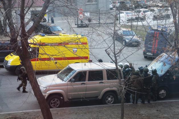Инспектор Росгвардии стала фигуранткой дела о нападении на УФСБ в Хабаровске