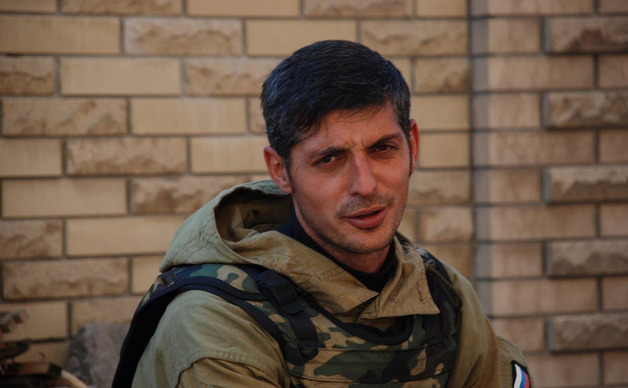 Ранен террорист Гиви - СМИ