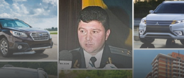 У семьи прокуроров нашли автопарк премиум-класса и недвижимость в Крыму