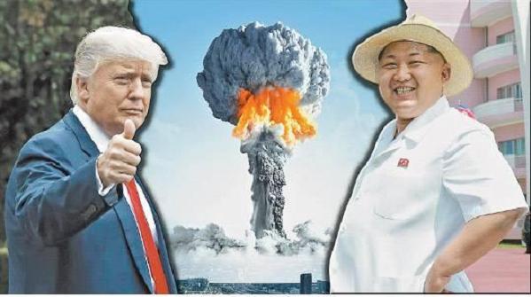Как будет идти и чем закончится война между США и Северной Кореей