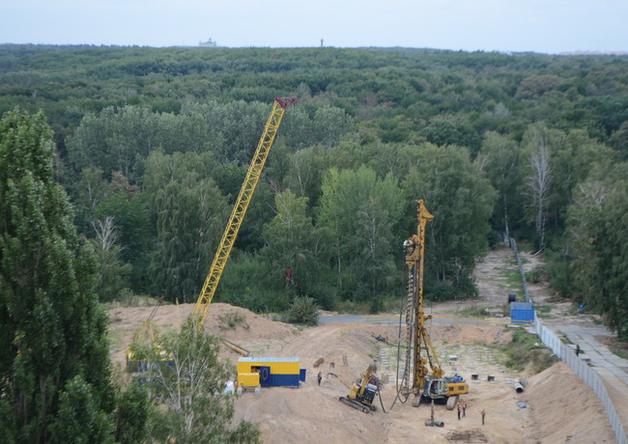 Застройка под прикрытием. Как активисты воюют с СБУ за Голосеевский лес