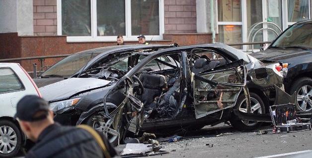 Сын Героя АТО о погибшем в Киеве Махаури: он чувствовал приближение смерти