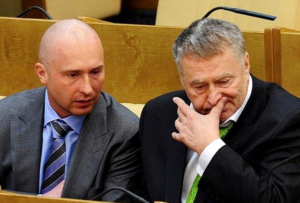 Сын Жириновского попал в громкий скандал в России, оскорбив девочку без рук